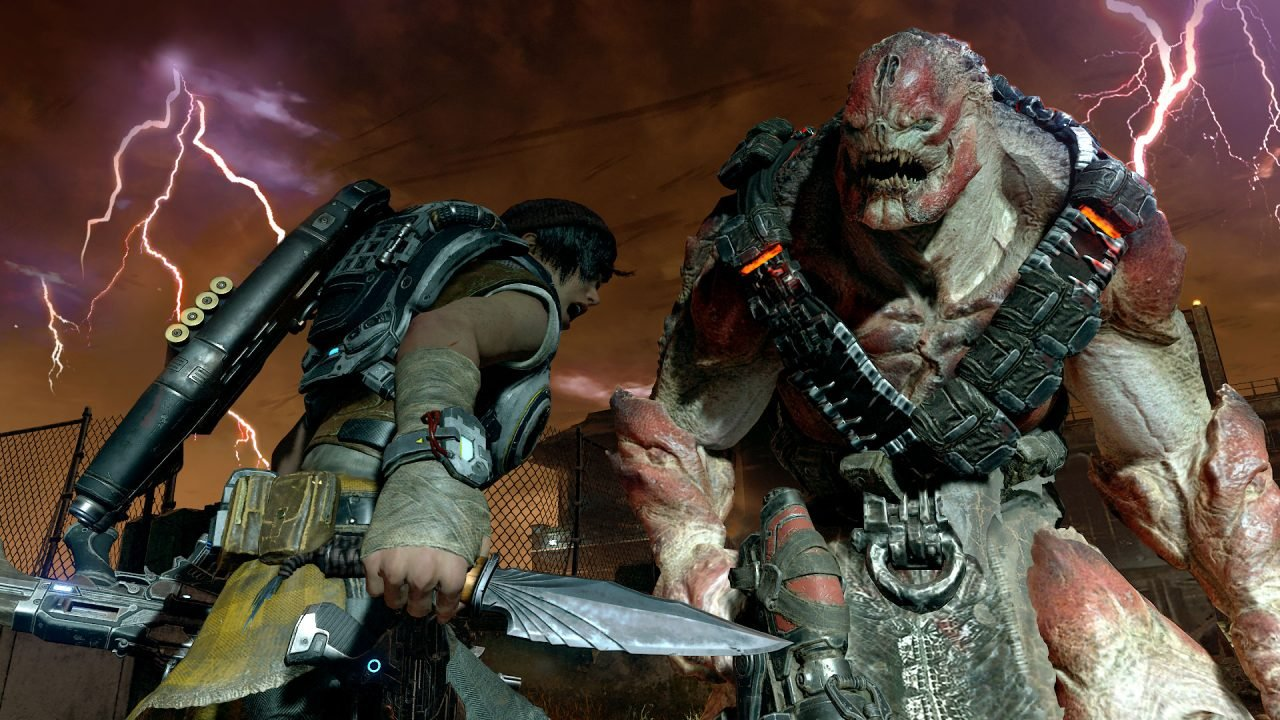 E3 2016: Gears of War 4 Behind Closed Doors 13