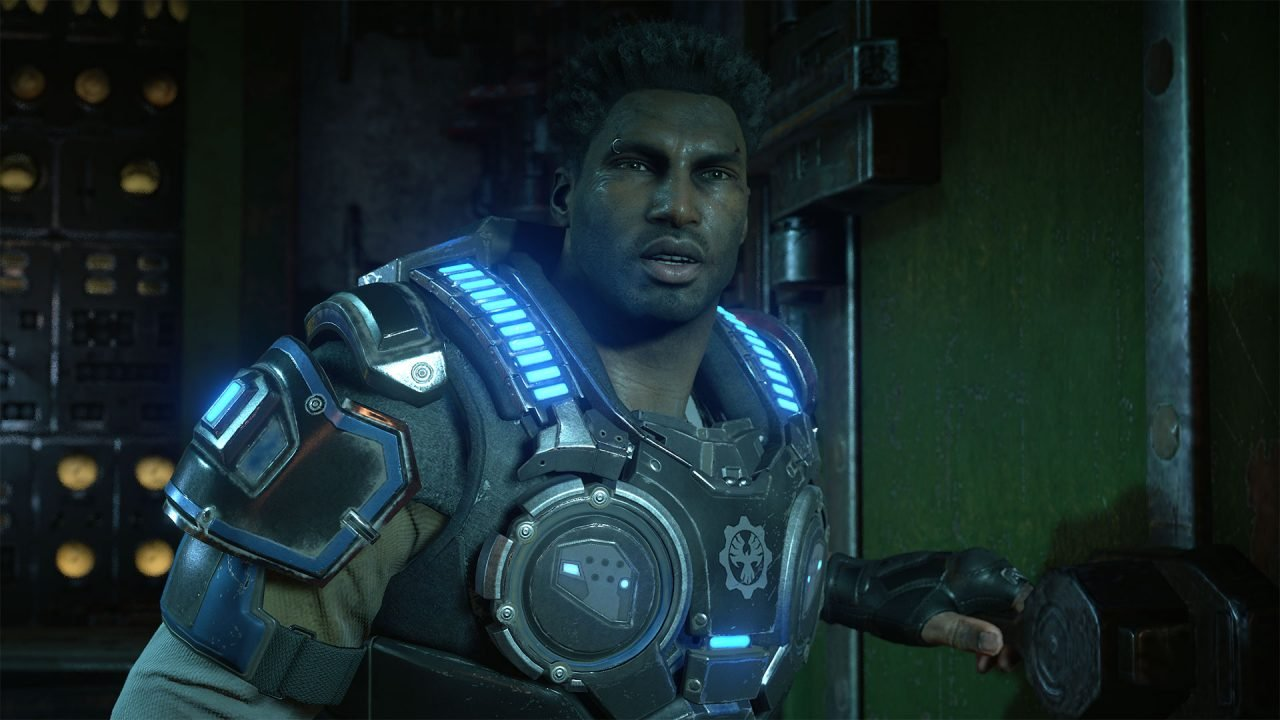 E3 2016: Gears of War 4 Behind Closed Doors 8