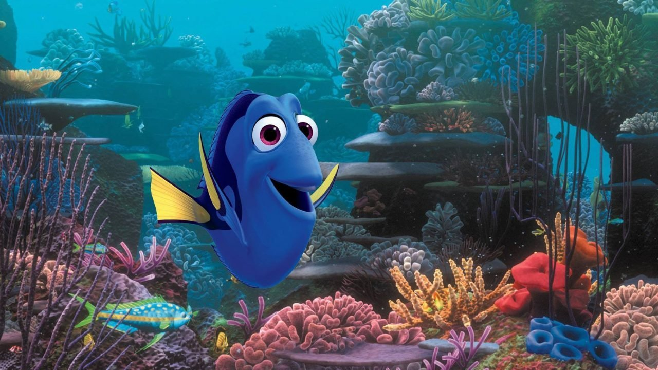 Finding Dory (Movie) Review 2