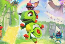 First Yooka-Laylee Trailer Released, Pushed Back to 2017 1
