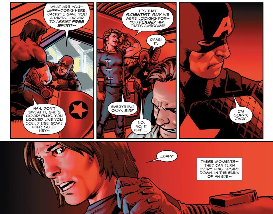 """Hail Hydra"": Captain America Writers Court Controversy 1"