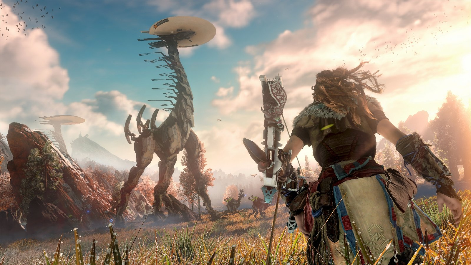 Horizon Zero Dawn Releases New Trailer, Delayed To Early 2017