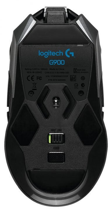 Logitech G900 Chaos Spectrum (Hardware) Review 5