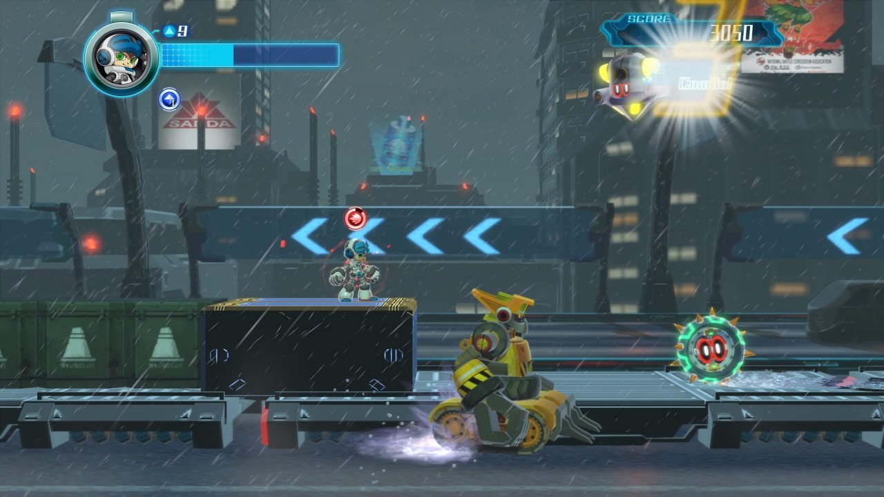 Mighty No. 9 (PS4) Review