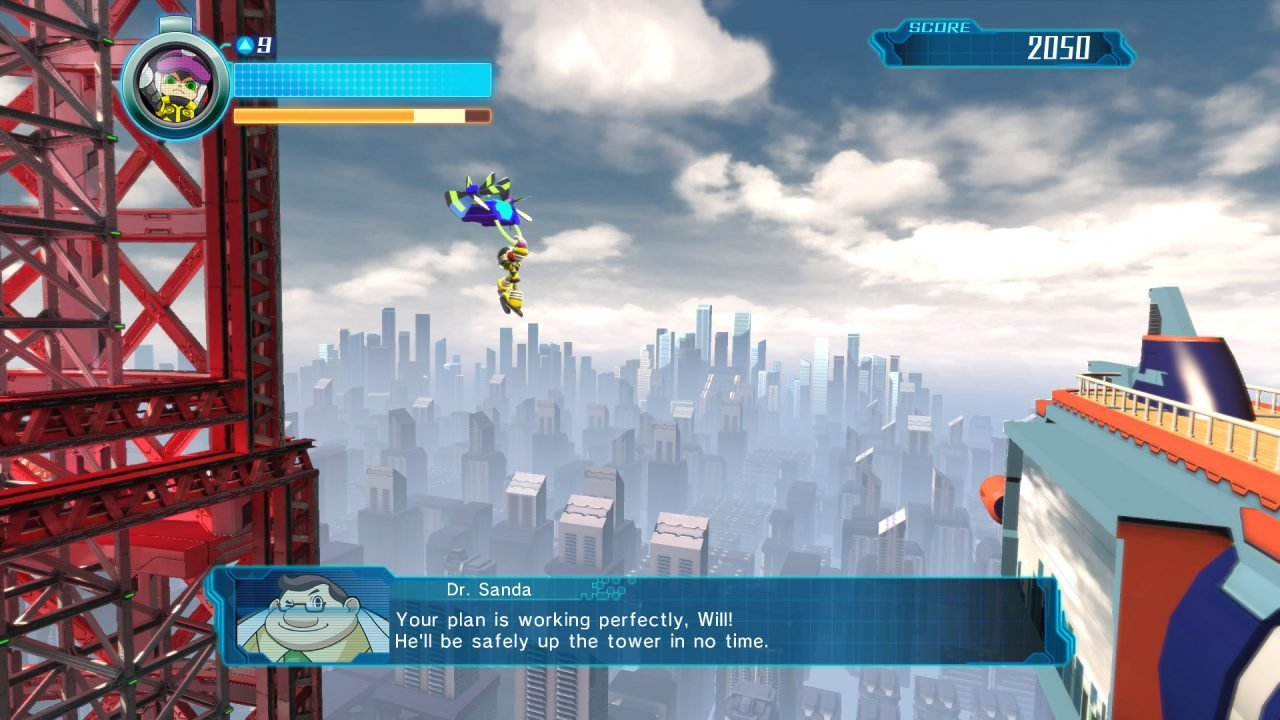 Mighty No. 9 (PS4) Review 2
