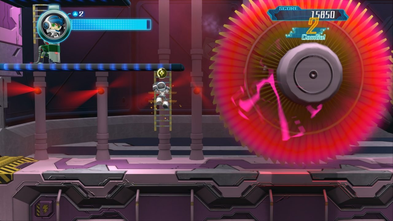 Mighty No. 9 (PS4) Review 3