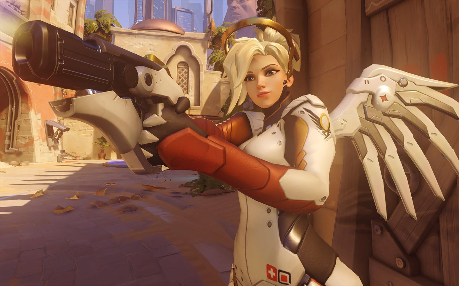 Overwatch Competitive Mode Confirmed for July Release