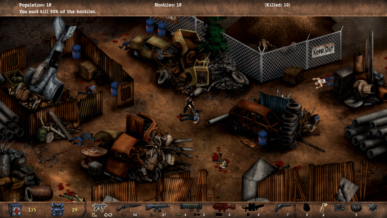 Postal Redux (PC) Review 5