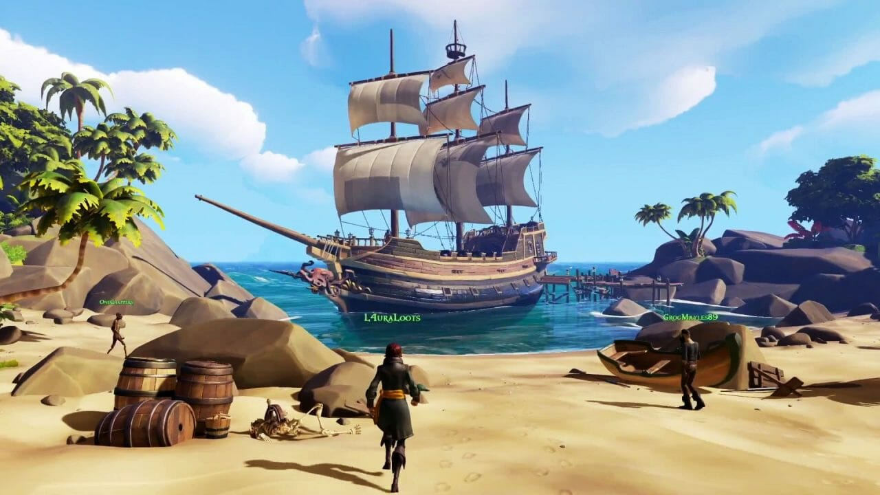 Sea of Thieves Stole my Heart at E3 2016