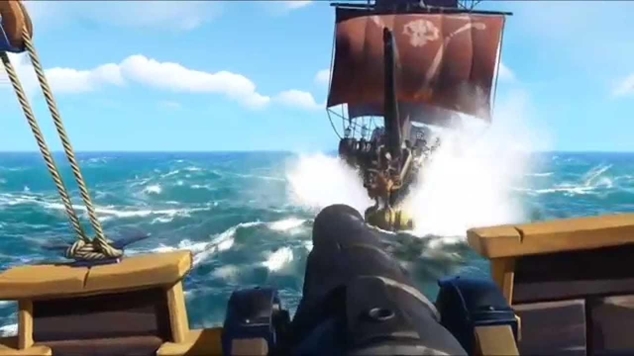 Sea of Thieves Stole my Heart at E3 2016 2