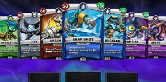 Skylanders Battlecast (Mobile) Review 5