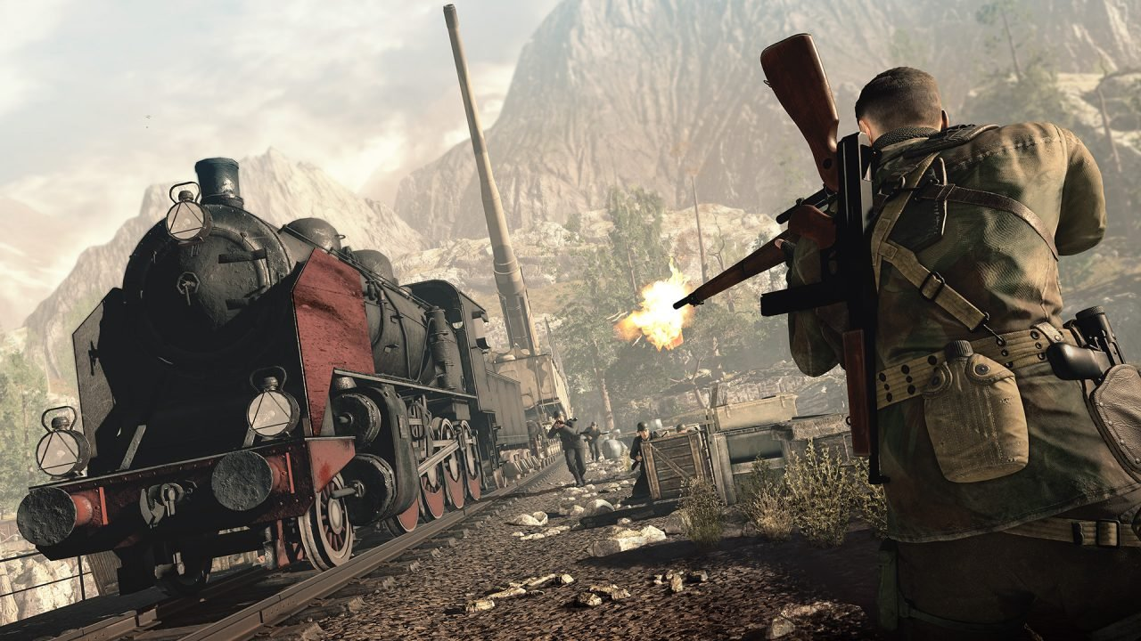 Sniper Elite 4: Rebellion Gave Brendan Pie 9