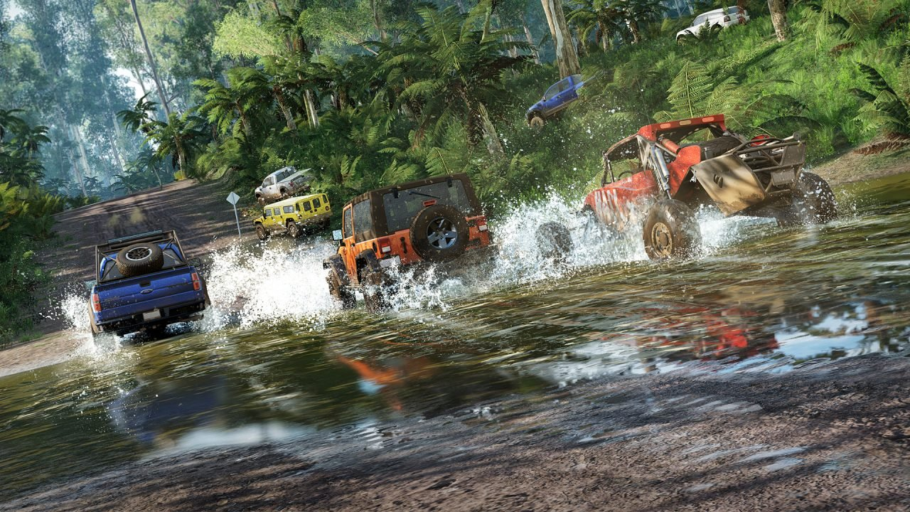 Title: Clearest Blue Sky: A preview of Forza Horizon 3 1