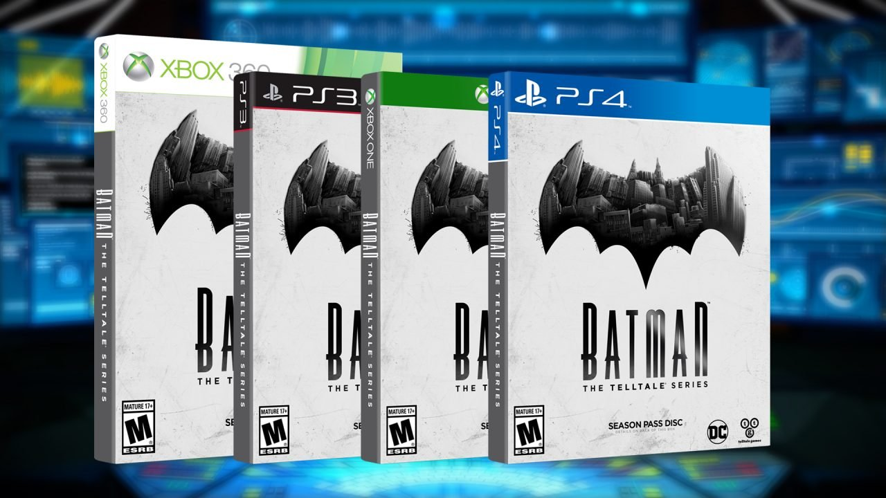 BATMAN – The Telltale Series' to Luanch this August