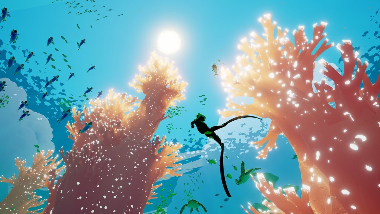 ABZU Combines Journey and Ecco 4