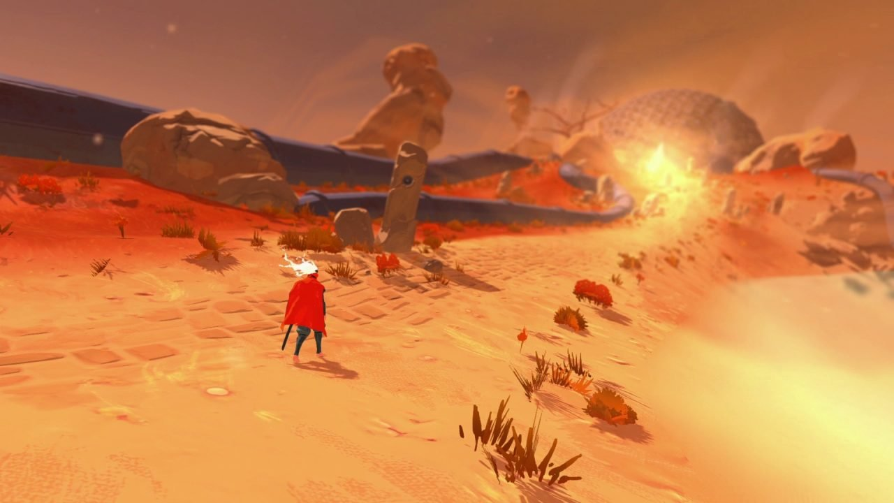 Furi (PS4) Review 3