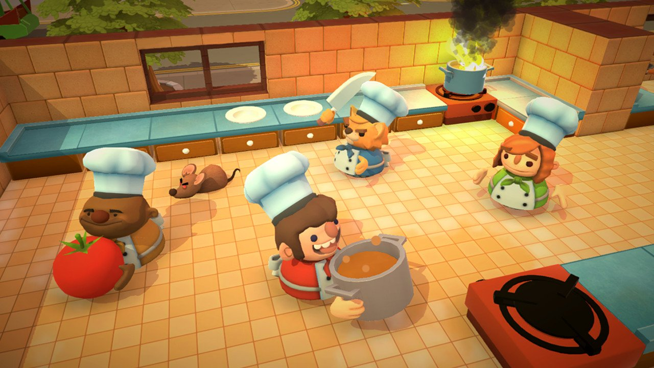 Have a Wild Cooking Adventure in Overcooked 9