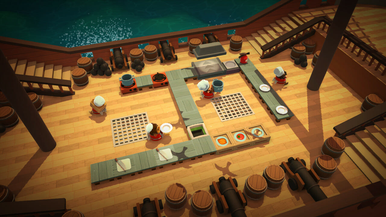 Have a Wild Cooking Adventure in Overcooked 2