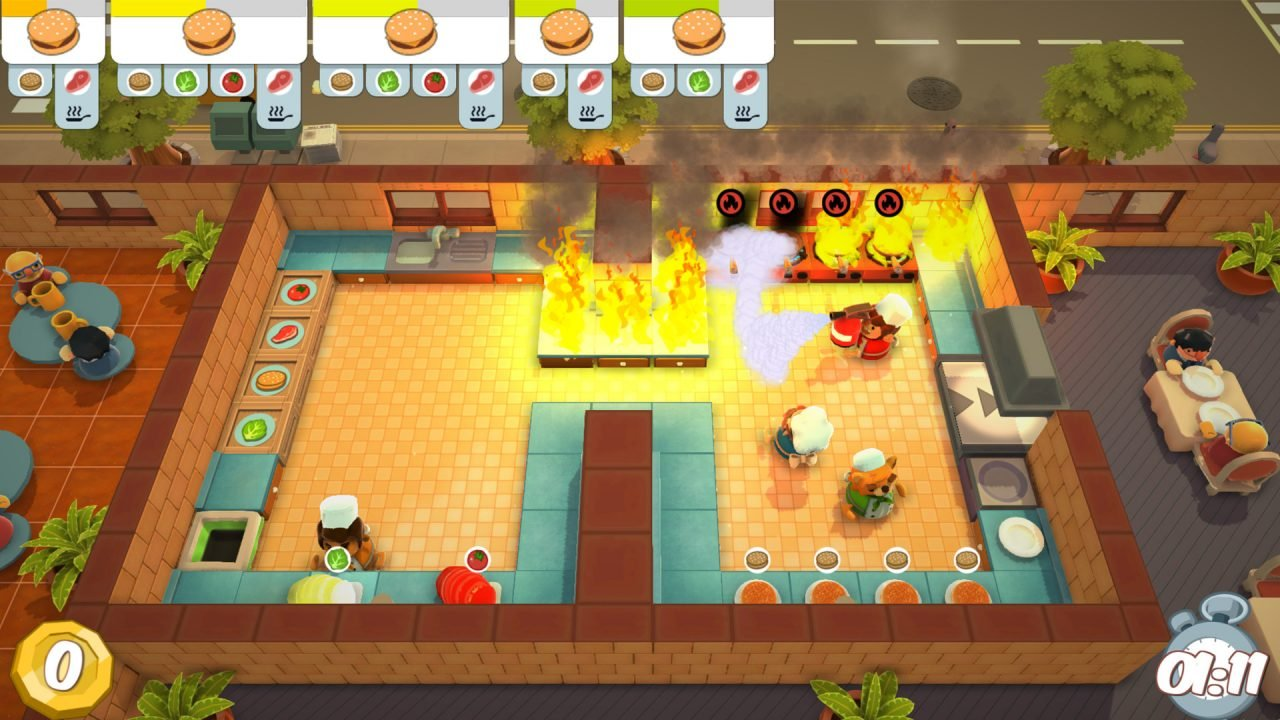 Have a Wild Cooking Adventure in Overcooked 6