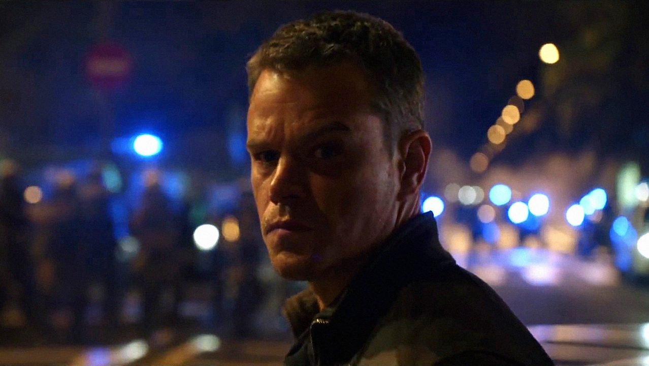 Jason Bourne (Movie) Review 2