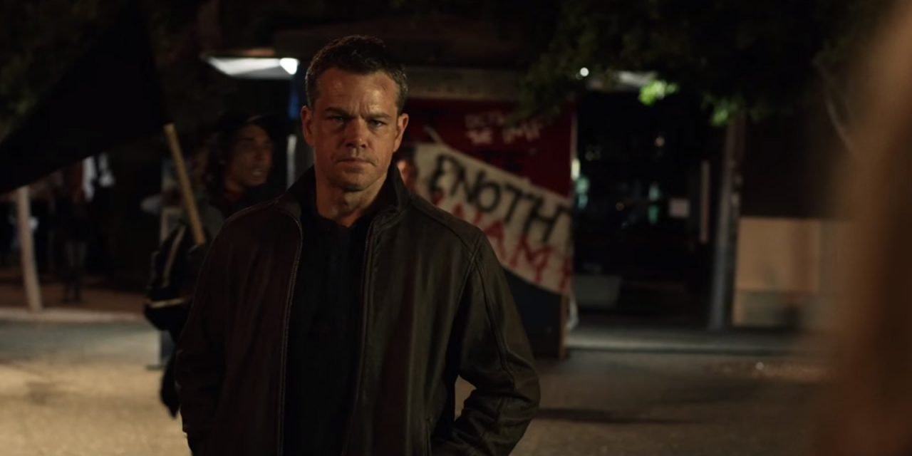 Jason Bourne (Movie) Review 3