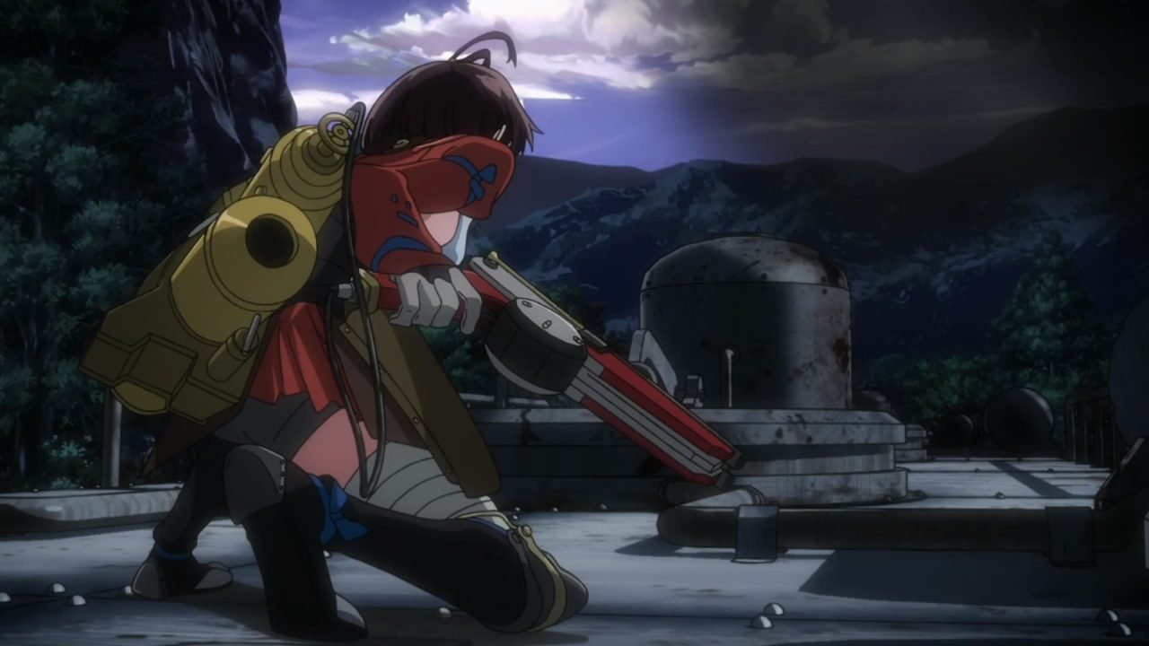 Kabaneri of the Iron Fortress (Anime) Review 3