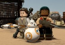 Lego Star Wars: The Force Awakens (PS4) Review 1