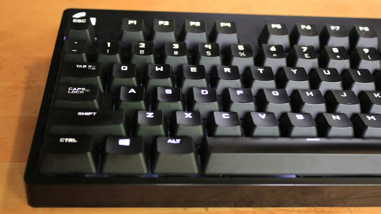Logitech G610 Orion Brown (Hardware) Review 1