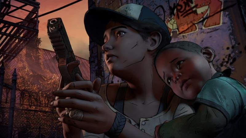 More Telltale's The Walking Dead Coming This Fall 2