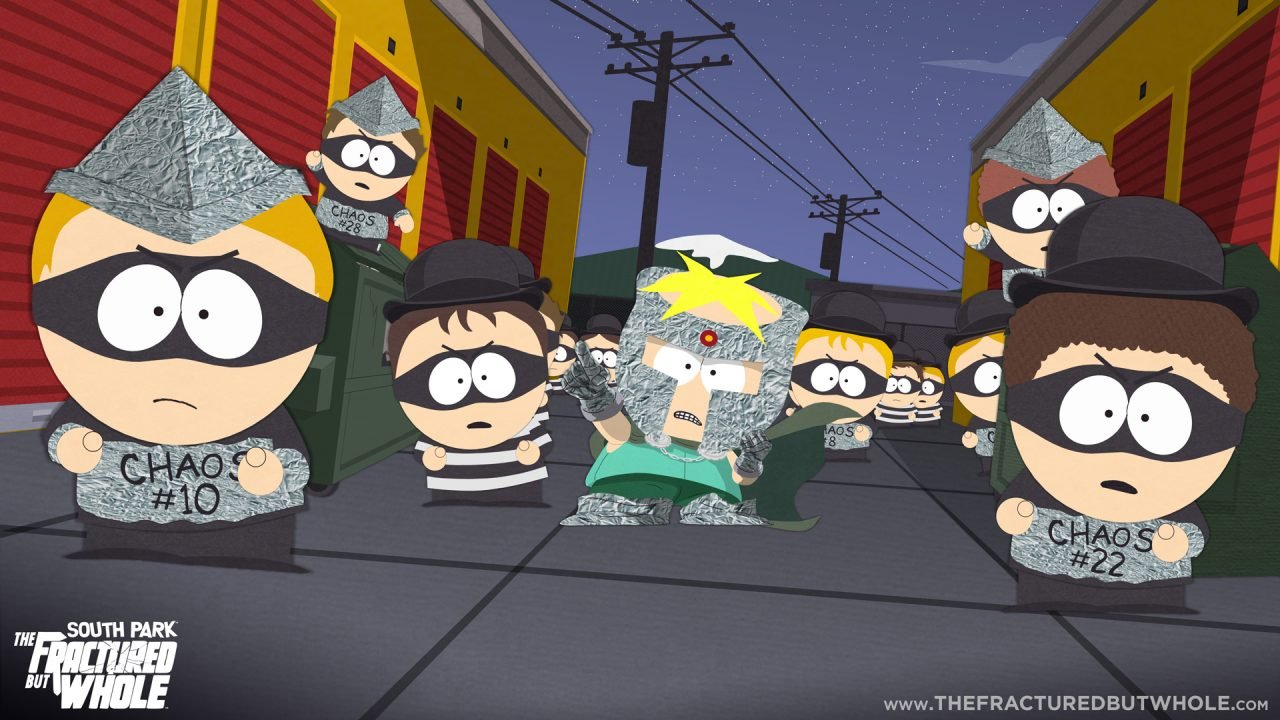 South Park: The Fractured But Whole 5