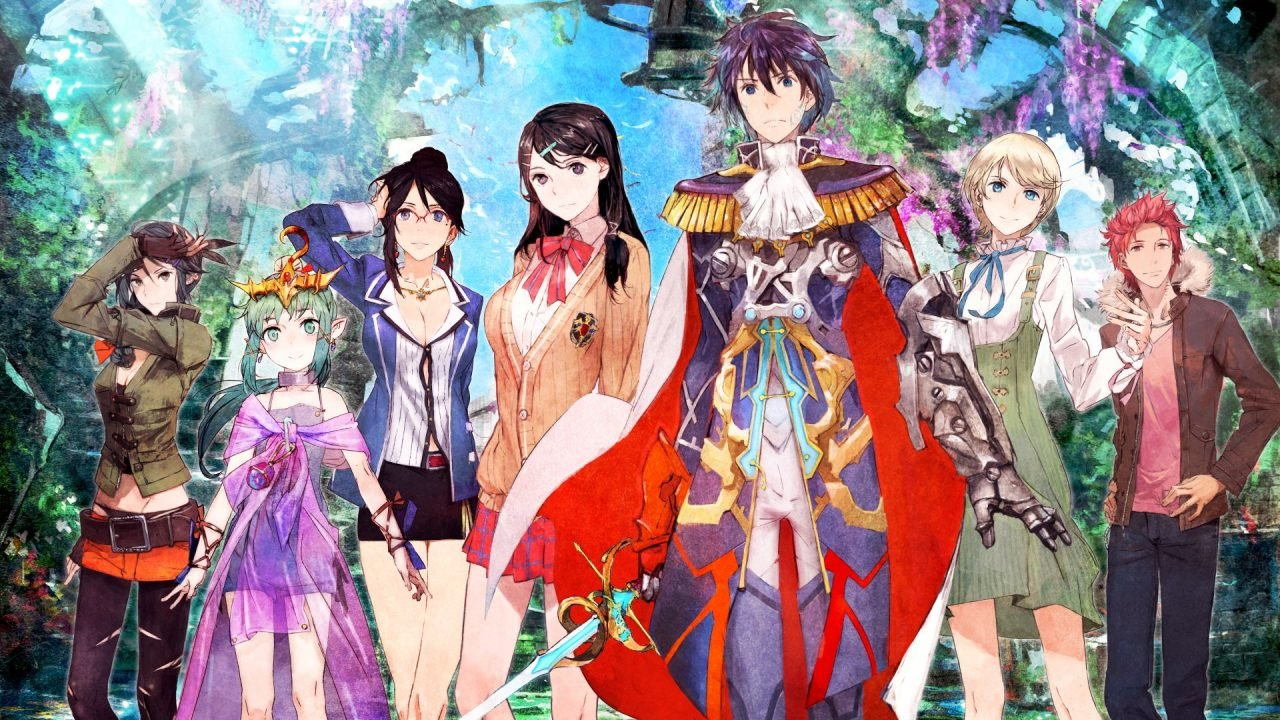 Tokyo Mirage Sessions #FE (Wii U) Review 4
