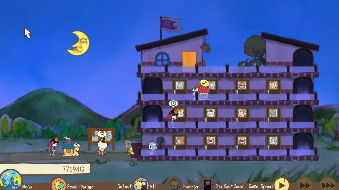 Unholy Heights (3DS) Review 3