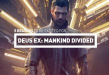 5 Reasons to Be Excited For Deus Ex: Mankind Divided