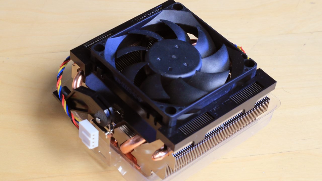 AMD FX 6350 CPU and Wraith Cooler (Hardware) Review 12