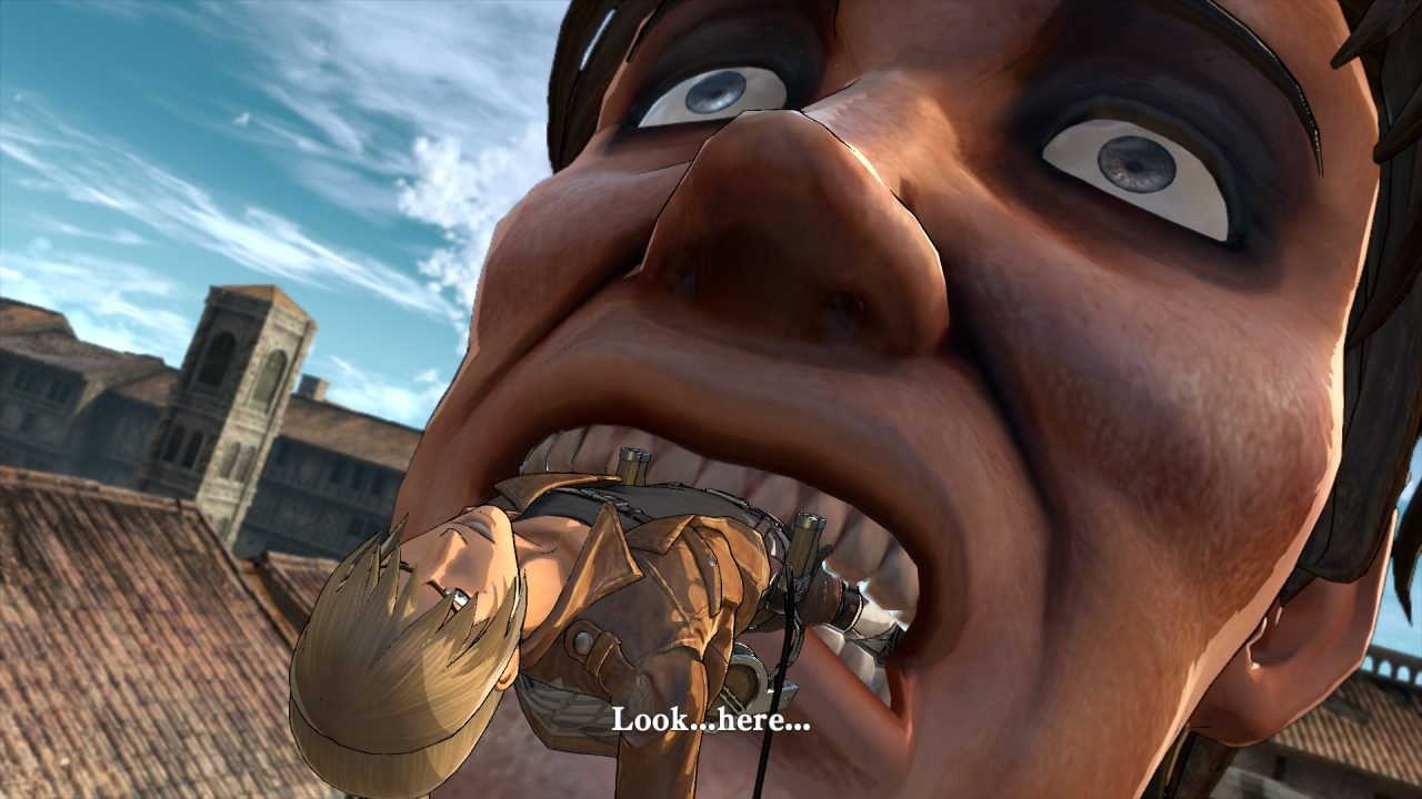 Attack on Titan (PlayStation 4) Review 18