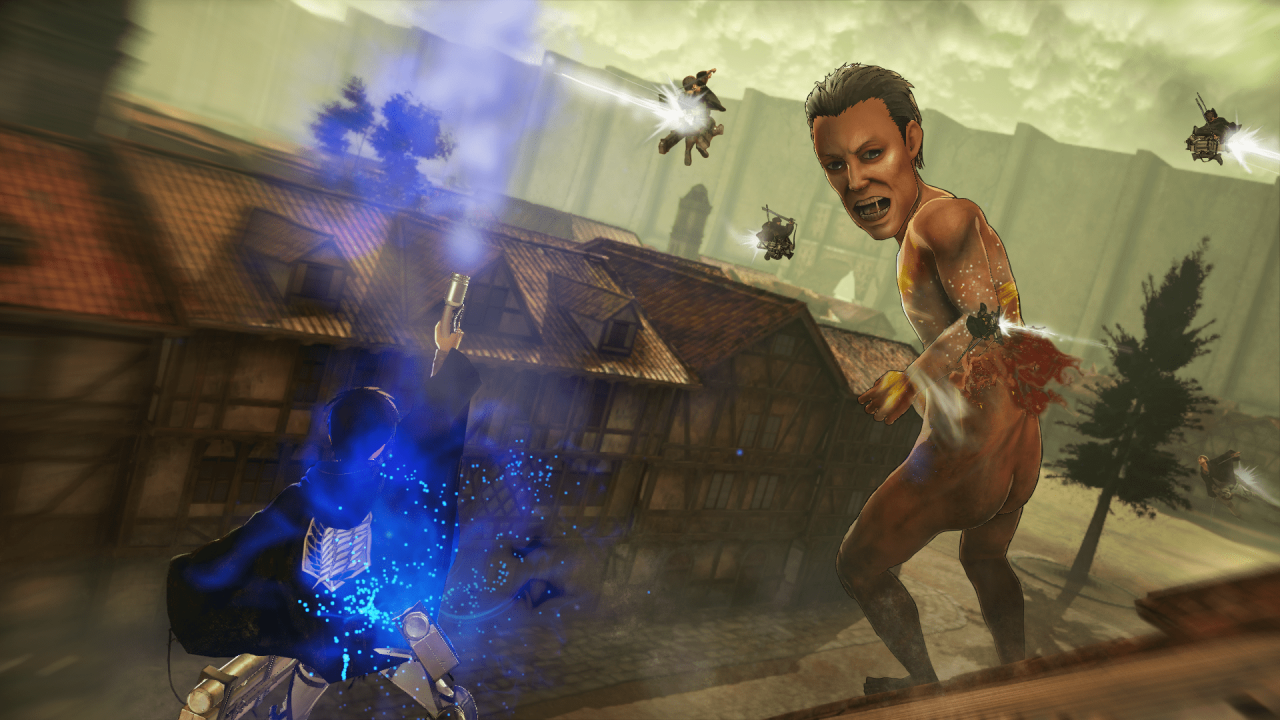 Attack on Titan (PlayStation 4) Review 7