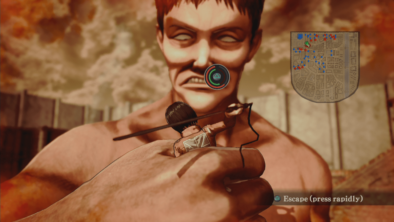 Attack on Titan (PlayStation 4) Review 8