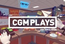CGM Plays: Job Simulator 1