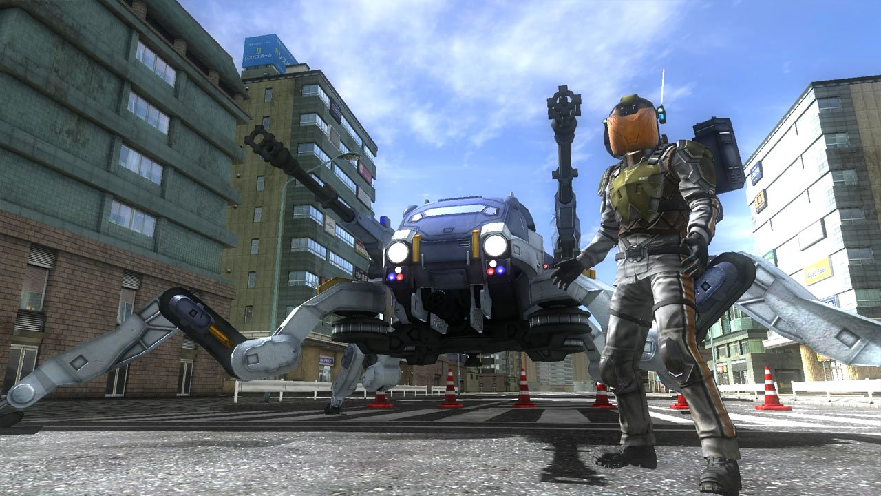 Earth Defense Force 4.1: The Shadow of New Despair (PC) Review 1
