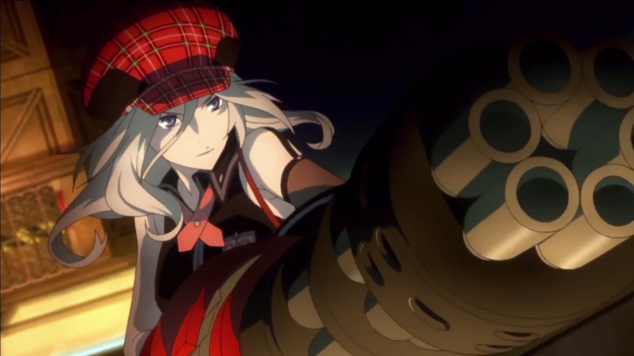 GOD EATER 2 Rage Burst (PC) Review 3