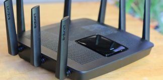 Linksys EA9500 MU-MIMO Router (Hardware) Review 4