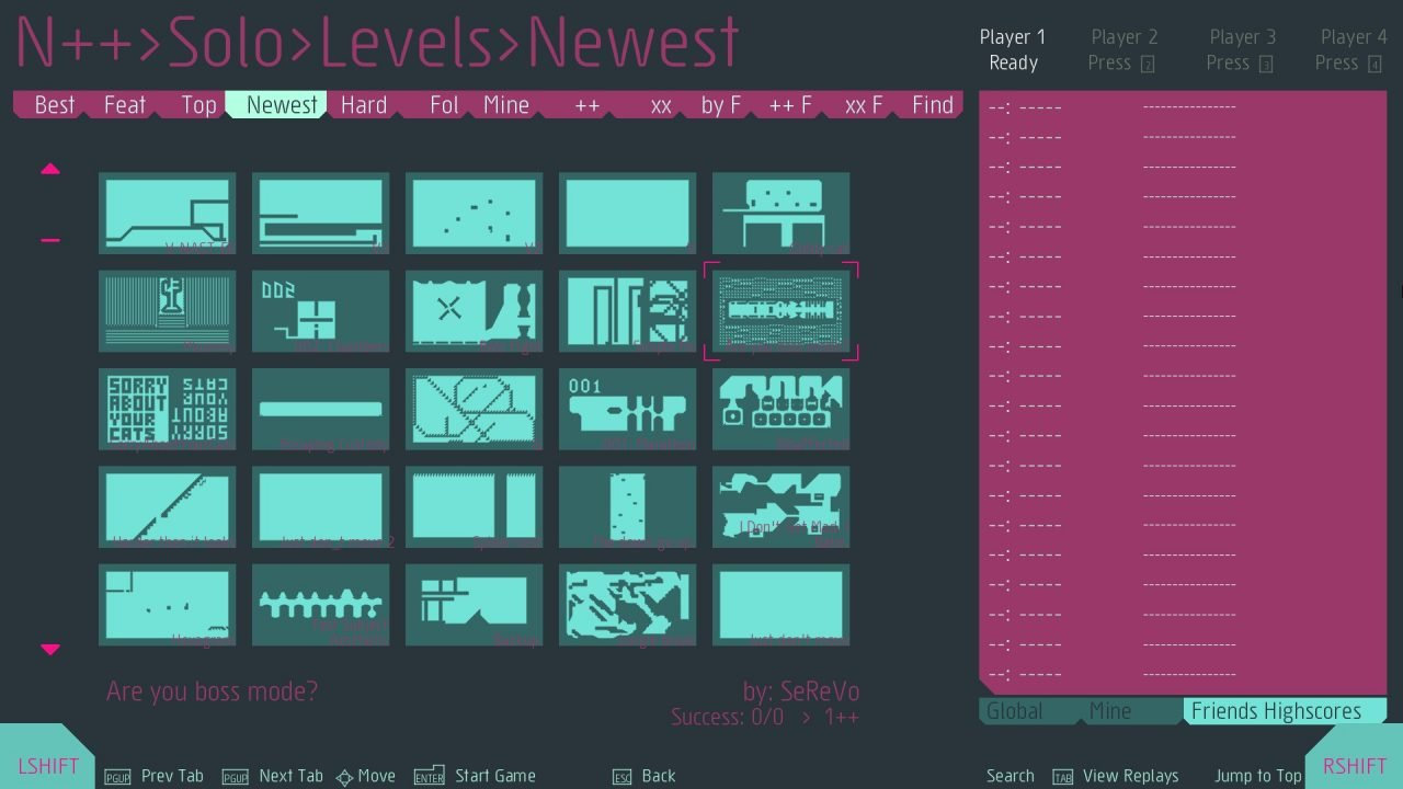 N++ (PC) Review 4