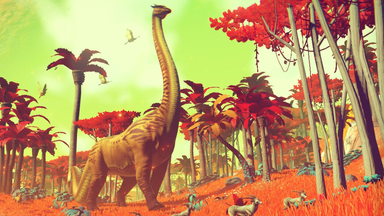 No Man's Sky (PS4) Review 1