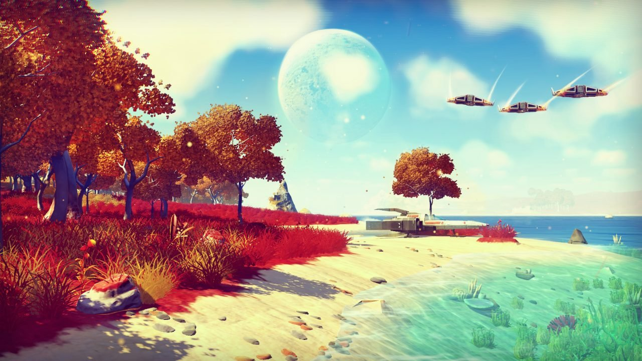 No Man's Sky (PS4) Review 4