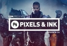 Pixels & Ink #216 - Detachable D-Pad 1