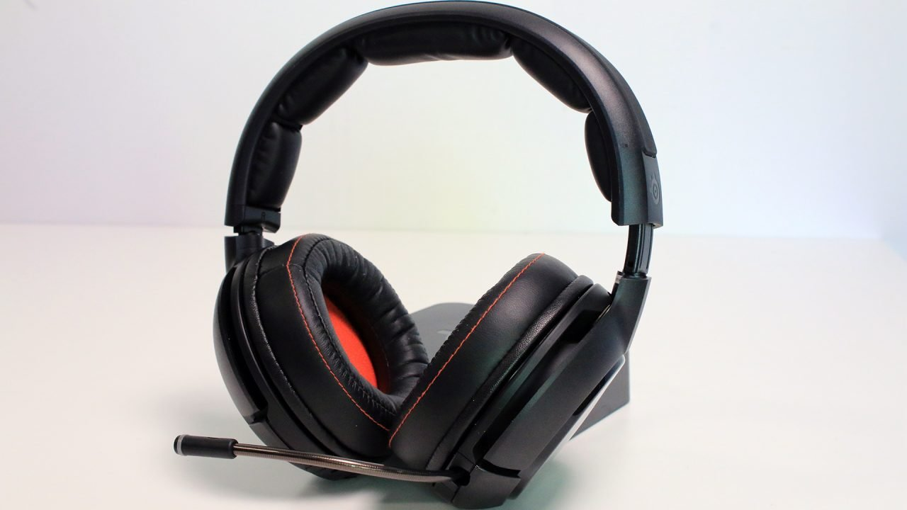 SteelSeries Siberia 800 Gaming Headset (Hardware) Review 5