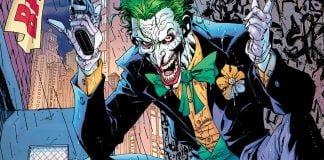 The Joker: A History of Madness