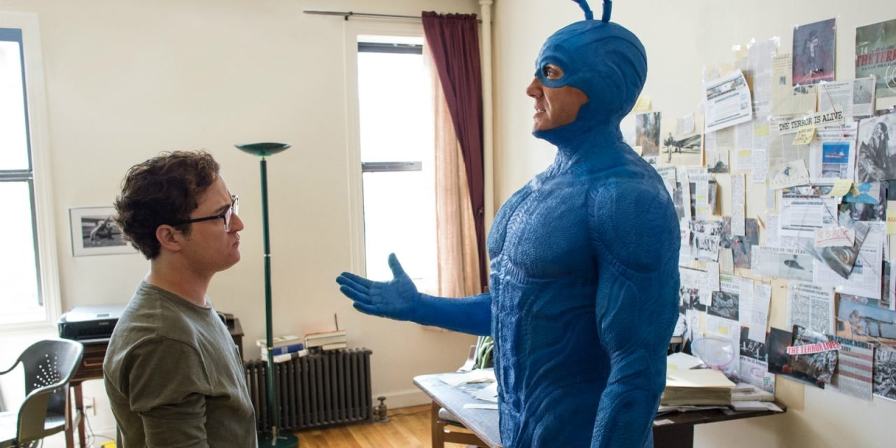 The Tick (TV) Review 2