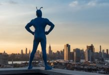 The Tick (TV) Review 3