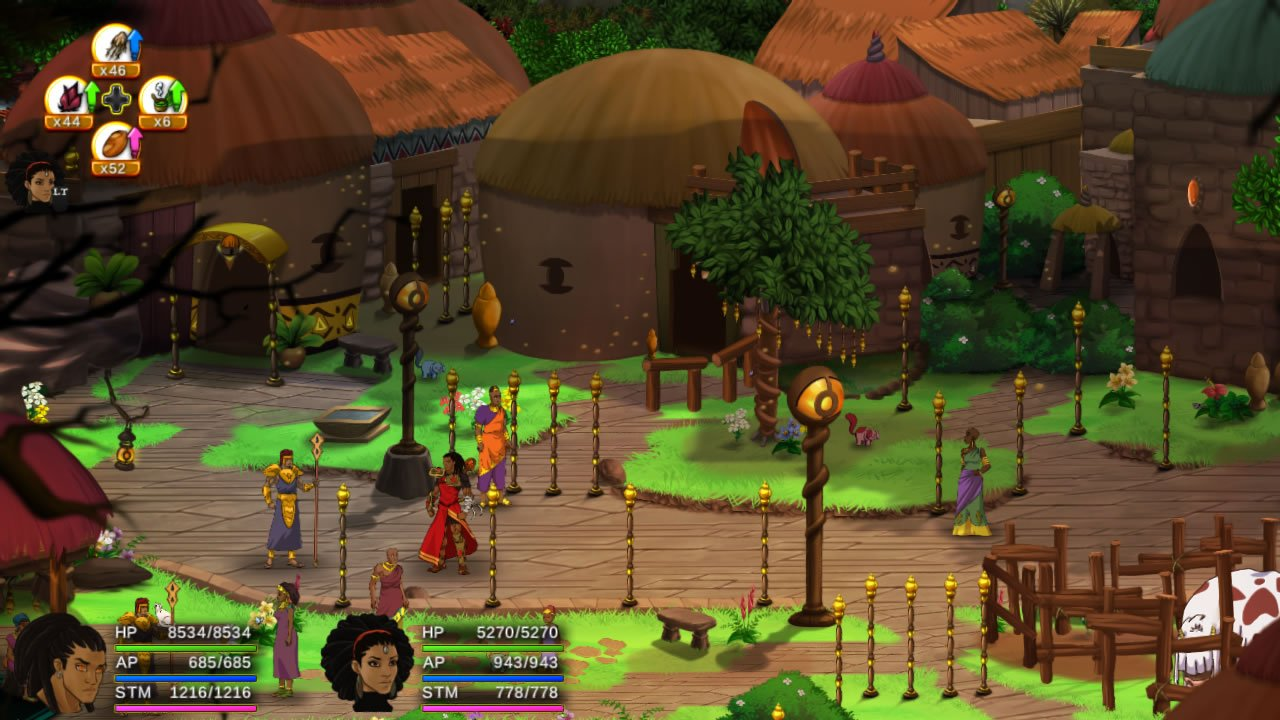 Aurion: Legacy of the Kori-Odan (PC) review 3